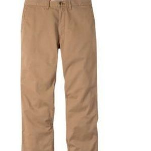 Lord &Taylor Classic Relaxed Khaki pants Men's